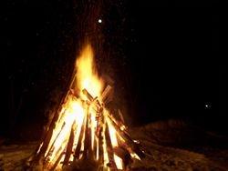 canada day fire!!