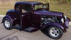 2.32 Ford 5 - Window Custom Coupe