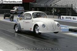 '66 Drag sedan