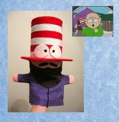 """Mr. Hat, """"South Park"""""""