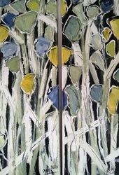 Florale - Dyptichon
