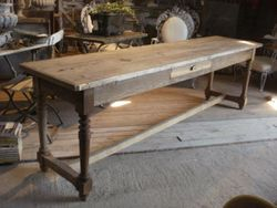 #15/391 Convent Table SOLD