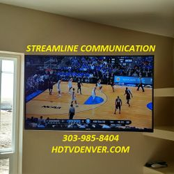 Audio, Video, Structured Cabling, Video Surveillance, Prewire, New Build, Home Theater, TV, Wall Mount