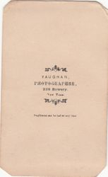 Vaughan of New York, New York