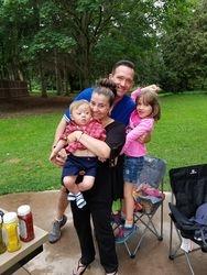 Challenge Jr. Scavenger Hunt, The Touhey Family