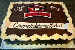 Graduation cake #2