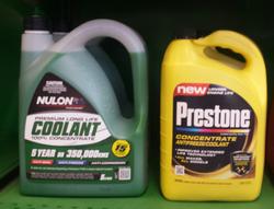 Coolant / Antifreeze