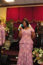Sis. Shirley Worship