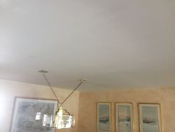 Water Damage/ Popcorn Ceiling