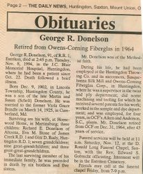Donelson, George R. 1994