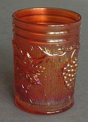 Vineyard tumbler, marigold