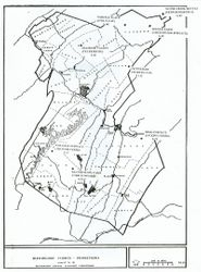 CCC Camp Locations in Huntingdon County