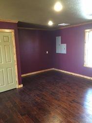 converted garage to gameroom