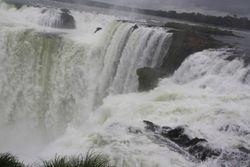 Iguazu Falls from Argentinian side