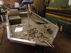 Custom Boat Platform