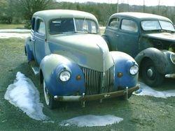 24. 39 Ford deluxe sedan