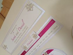 Pearl Diamante Sarah Table Plan