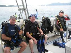 Diving the HMS Rhone