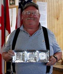 State Singles Championship D Class RU Champion Tom Rewick