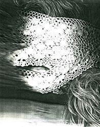 Bound by the Idea of Femininity, Photocopier, 8½x11, Original Sold