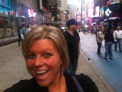 Well Hello Time Square