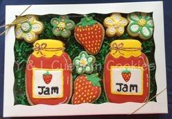 Strawberry Jam Gift Box