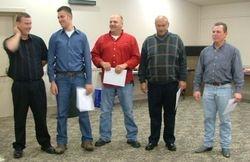 Fire Officer 2 Graduates