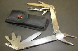 Win this Victorinox Multi-Tool for Father's Day!
