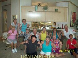 Laughter Yoga in Florida