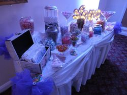 candy buffet hire Barnsley
