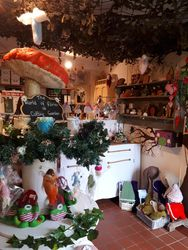 Inside the Cottage Garden Craftworks Workshop