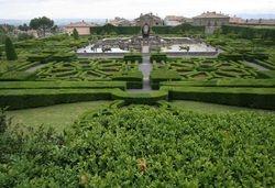 Lower Garden, Villa Lante, Bagnaia, 1570s