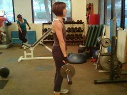 Lady lifter