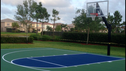 Our NEW Courts @ Canyon Isles.
