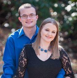 Brittni Wyda and Shane Clary