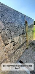 Exodus White Granite (P 2CM)