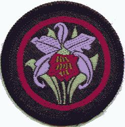 Orchid Patrol Badge