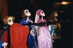 Mostar puppets
