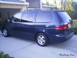 Sharon C.--------Honda Odyssey