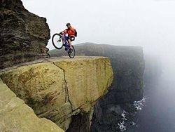 extreme mountainbike 3