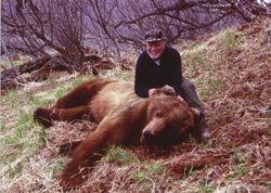 Bruce Pelletier's Bear