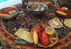 Lobster Bake-Pool Party