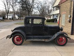 19. 29 Model A Ford coupe