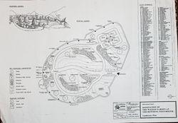 Landscape plan for The Walled Garden, December1998