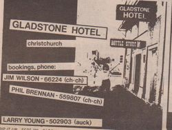 Gladstone Advert Rip it Up