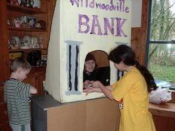 Wildwoodville's own Bank!