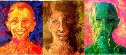 Head Triptych