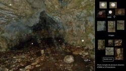 orbs et autres esprits de la grotte