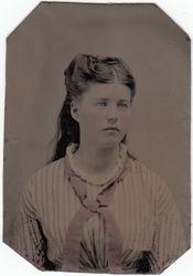 One ninth plate Tintype