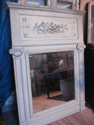 #!4/157 Trumeau Mirror